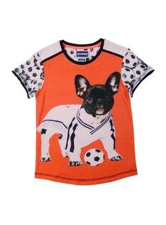 leggend leggend 22 T shirt football bull-dog