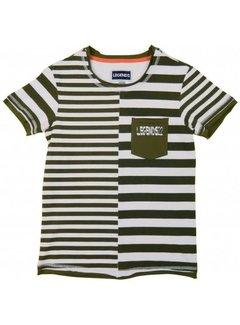 leggend leggend 22 T shirt leggend stripes