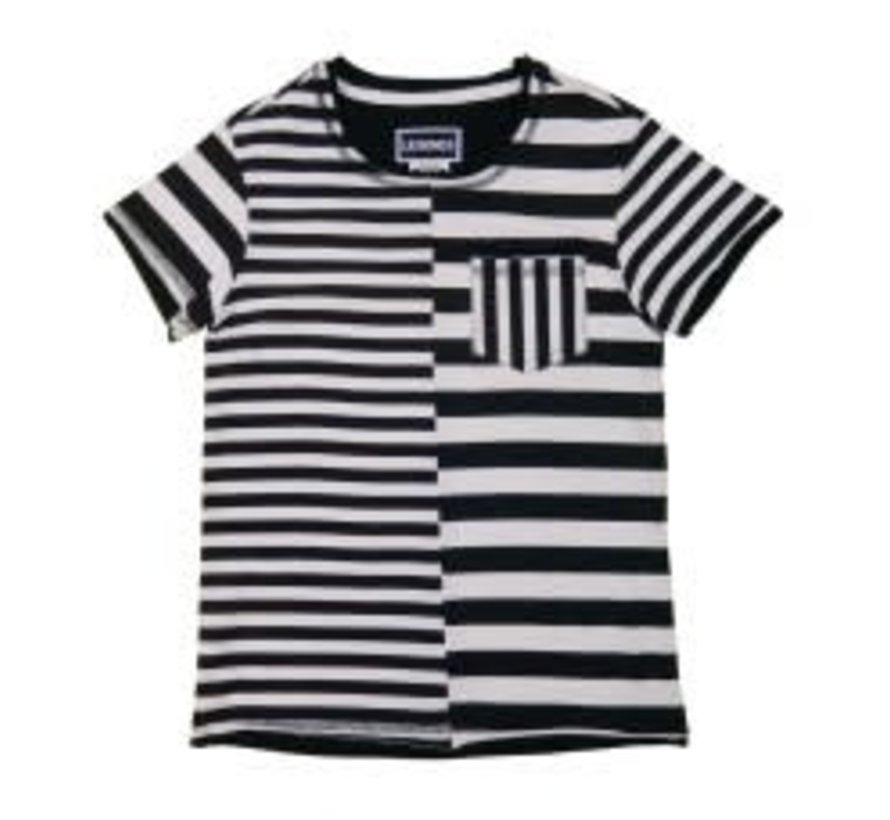leggend 22 T shirt leggend stripes