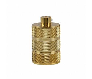 Kynda Light Fitting Hallvor Gold E27