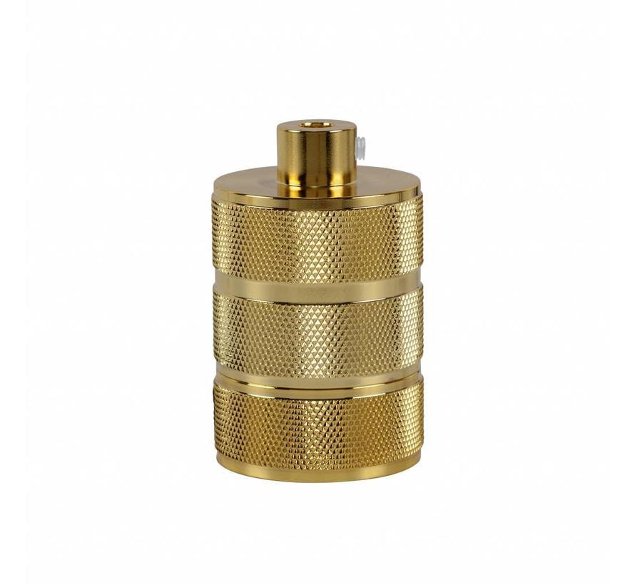 Fitting Hallvor Gold E27
