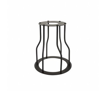 Kynda Light Metal Cage Frame 'Tore' black