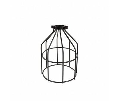 Kynda Light Metal Cage Frame 'Shad' black
