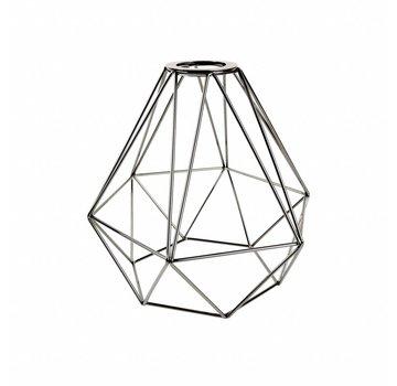 Kynda Light Kooi frame 'Ludvig' metaal Zwart