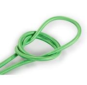 Kynda Light Strijkijzersnoer Licht groen - rond, effen stof