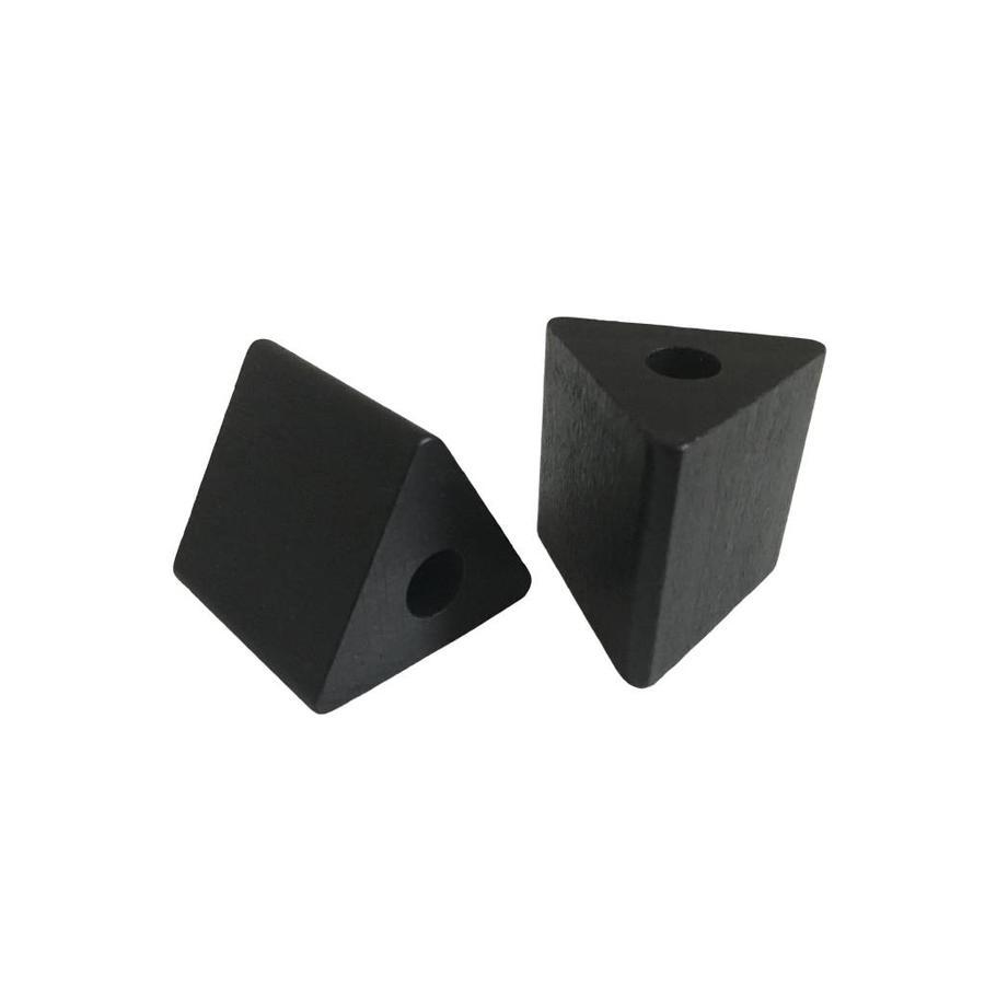 Pearl wood black triangle big-2