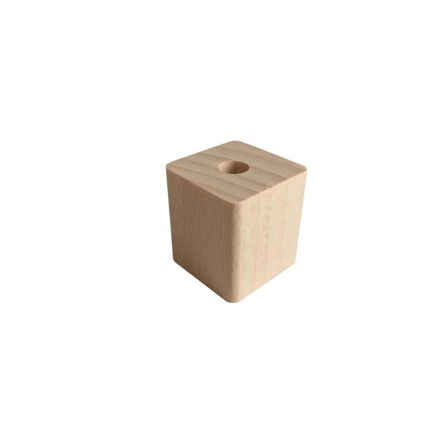 Kraal hout naturel rechthoek groot-1