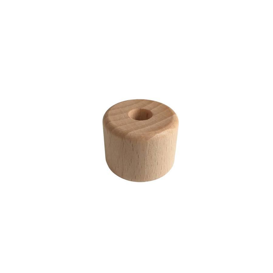 Kraal hout naturel cilinder klein-1