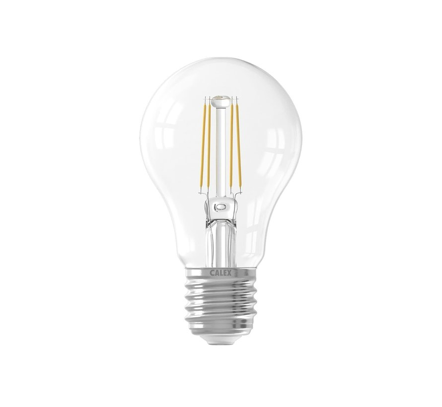 Calex LED-Lampe klar A60 E27