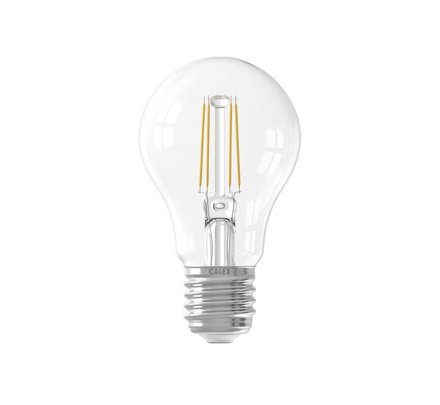 LED filament standaardlamp dimbaar 240V A60 E27