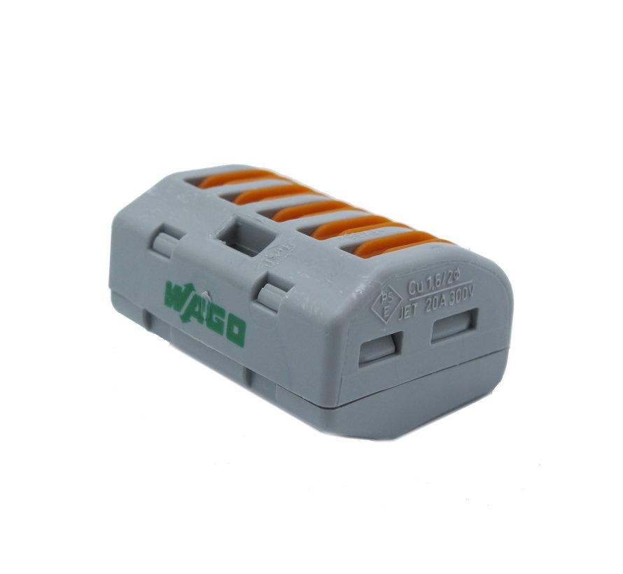 Wago connector 5-pole  / 5-way
