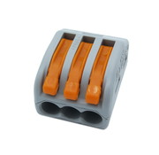 Wago Wago connector 3-pole / 3-way