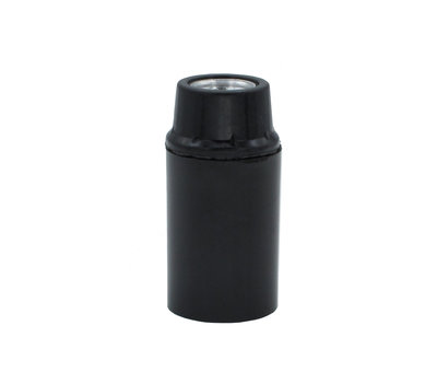 Kynda Light Bakeliet (look) E14 fitting | Zwart
