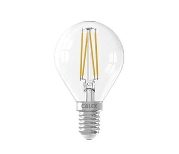 Calex LED lamp helder - Kogellamp - 3,5W E14