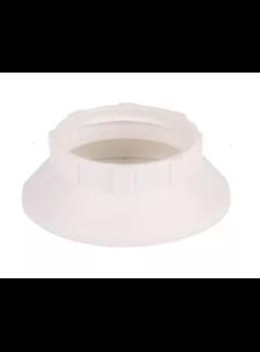Kynda Light Plastic ring E14 for lamp holder with external thread - ⌀44mm - White