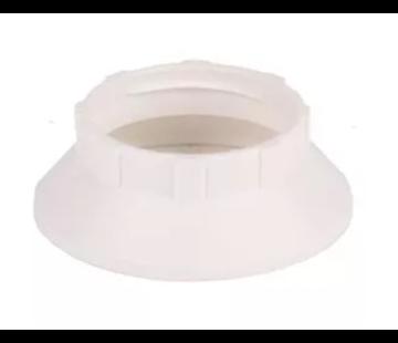 Kynda Light Kunststof ring E14 voor fitting met buitendraad - ⌀44mm - Wit