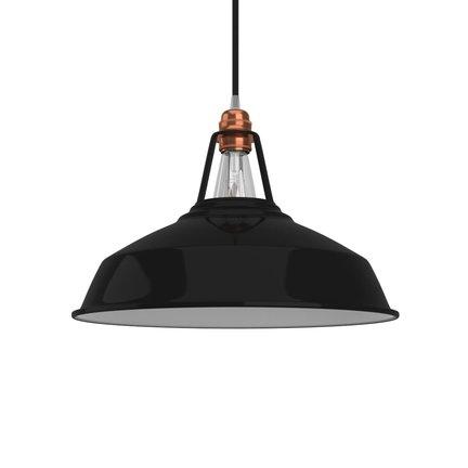 Lampenschirme, verleihen Sie Ihrer Lampe mit einem Metallkäfig oder einem Glas den letzten Schliff
