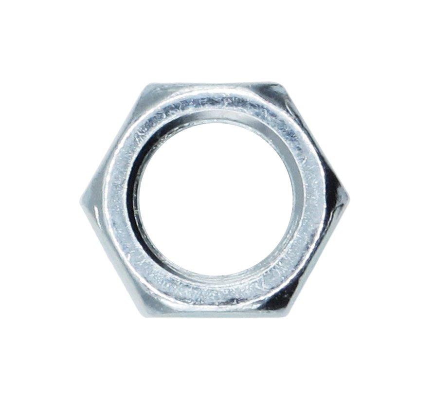 Eisen Sechskantmutter M10x1 verzinkt