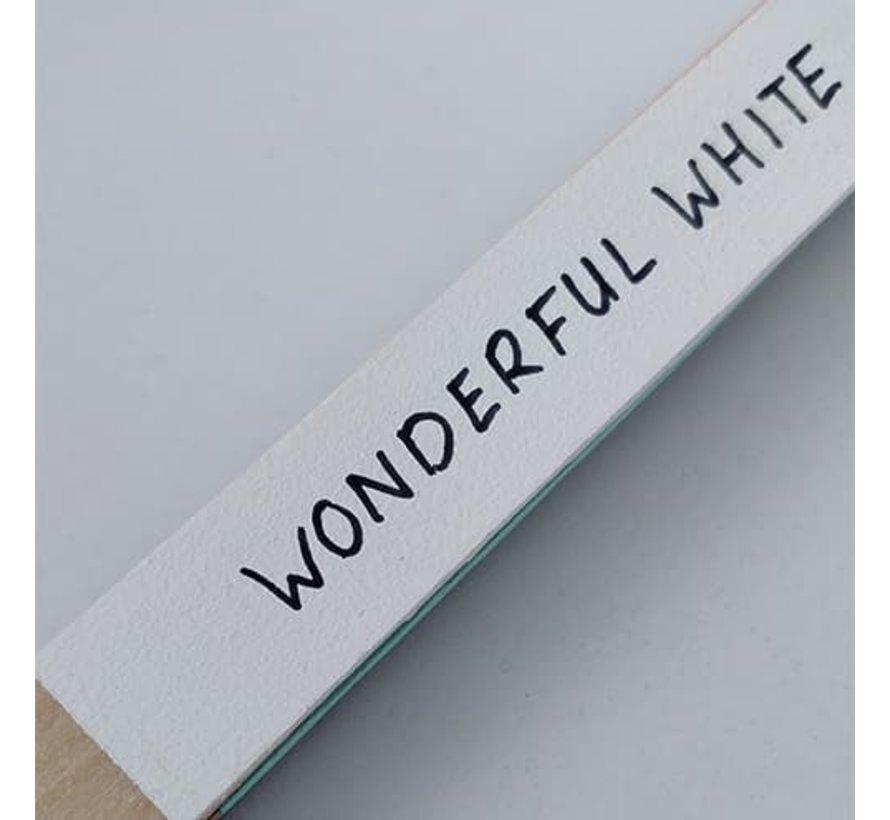 Dippie Stick XL Wandhaak | Wonderful White