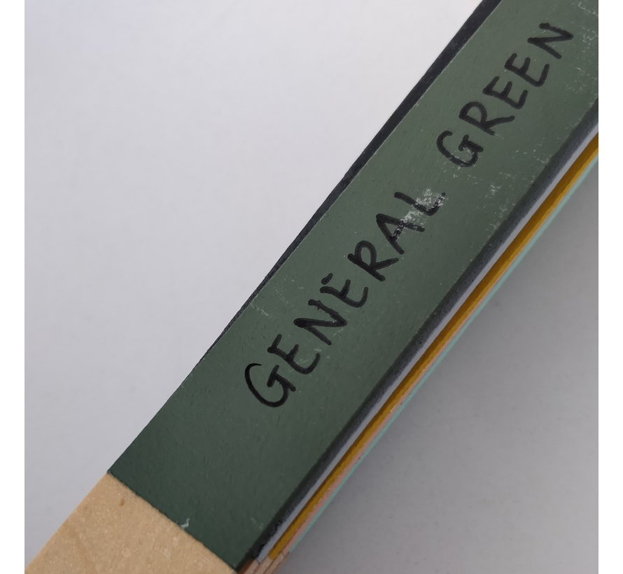 Dippie Stick XL Wandhaak | General Green