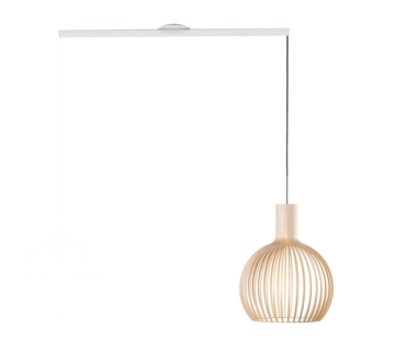 Lightswing Lightswing Single Wit | Ophangsysteem 1 lamp