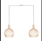 Lightswing Lightswing Twin Weiß | Aufhängesystem 2 Lampen