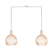 Lightswing Lightswing Twin White | Hanging system 2 lamps