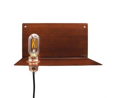 Kynda Light Wall Lamp Metal 'Bjorn' | Bronze XL