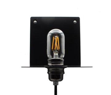 Kynda Light Wall Lamp Metal 'Bjorn' | Black