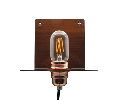 Kynda Light Wall Lamp Metal 'Bjorn' | Bronze