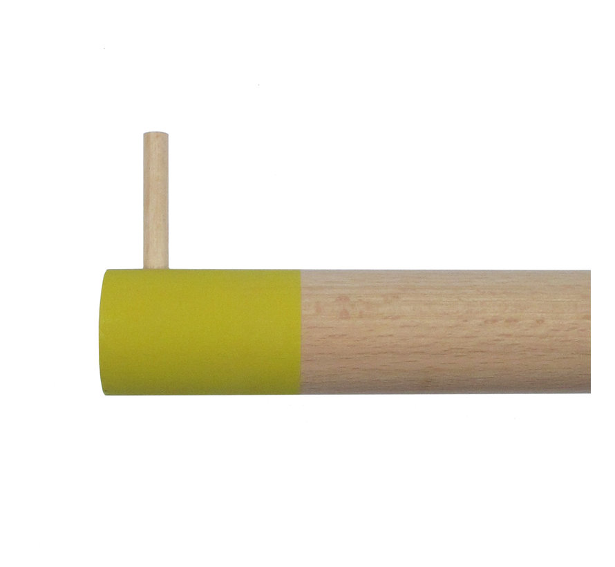 Dippie Stick XL Wall Hook | Misty Mustard