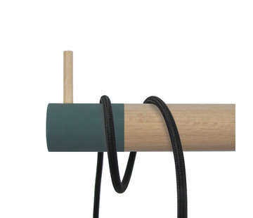 Dippies Dippie Stick XL Holz Wandhaken | General Green