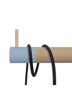 Dippies Dippie Stick XL Holz Wandhaken   Bashful Blue