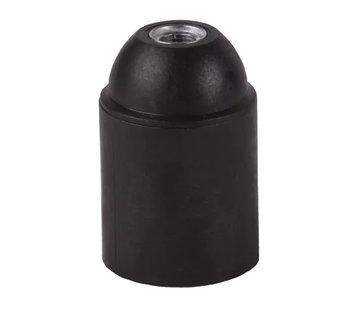 Kynda Light Fassung Thermoplastik (Kunststoff) Schwarz - E27