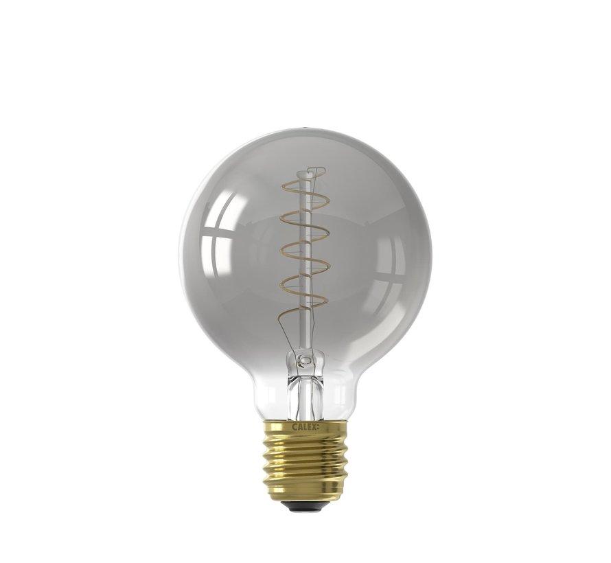 Calex LED-Lampe Titan GLB80 Globe E27