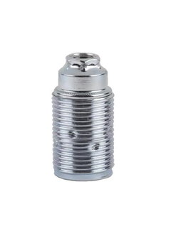 Kynda Light E14 Fassung Metall (geerdet) mit Außengewinde   Chrom