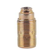 Kynda Light E14 Fassung Metall (geerdet) mit Außengewinde | Messing