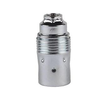 Kynda Light E14 Fassung Metall (geerdet) | Chrom