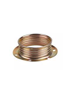 Kynda Light Metal ring for E14 lamp holder - ⌀40mm | Brass