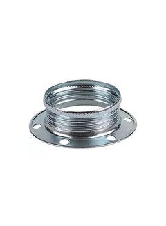 Kynda Light Metalen schroefring voor E14 fitting - ⌀40mm | Chroom