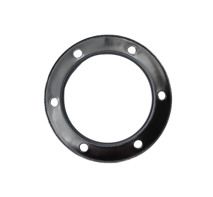 Metall Schraubring / Stellring E27 - ⌀60mm   Dunkelgrau