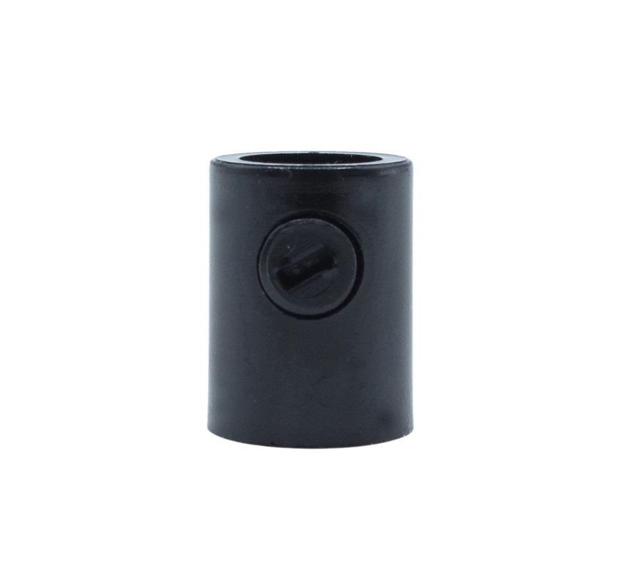 Trekontlaster zwart (inwendige schroefdraad)
