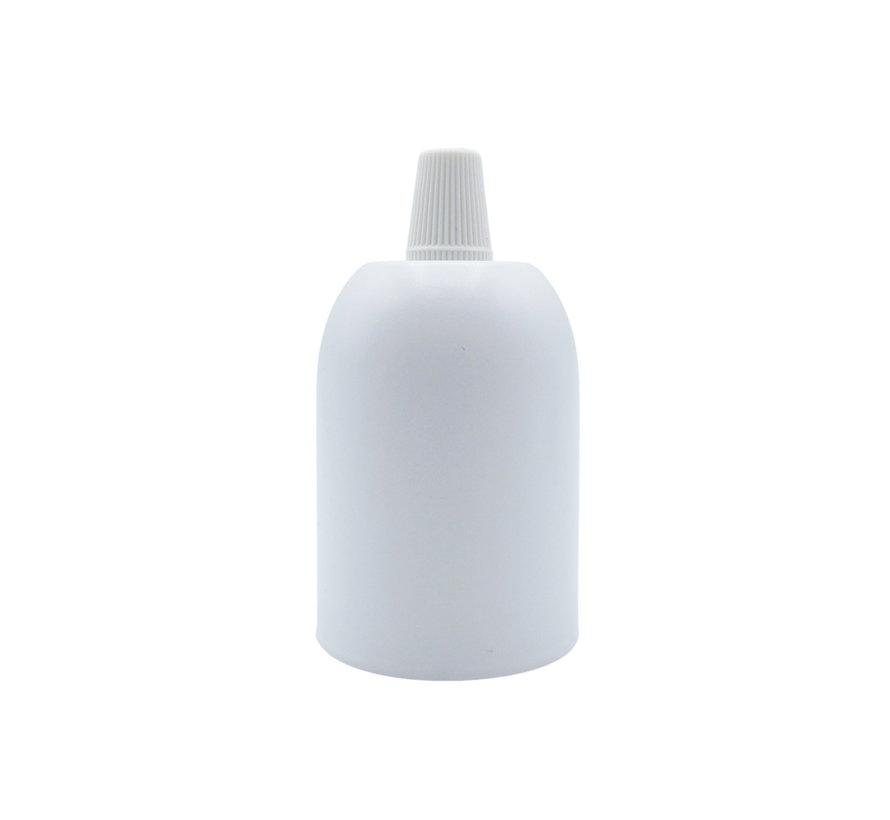 Fassung 'Soren' Metall Weiß - E27
