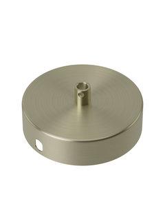 Calex Calex Deckenbaldachin Metall - 1 Loch | Bronze