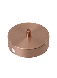 Calex Calex Metal Ceiling Rose - 1 cord | Copper