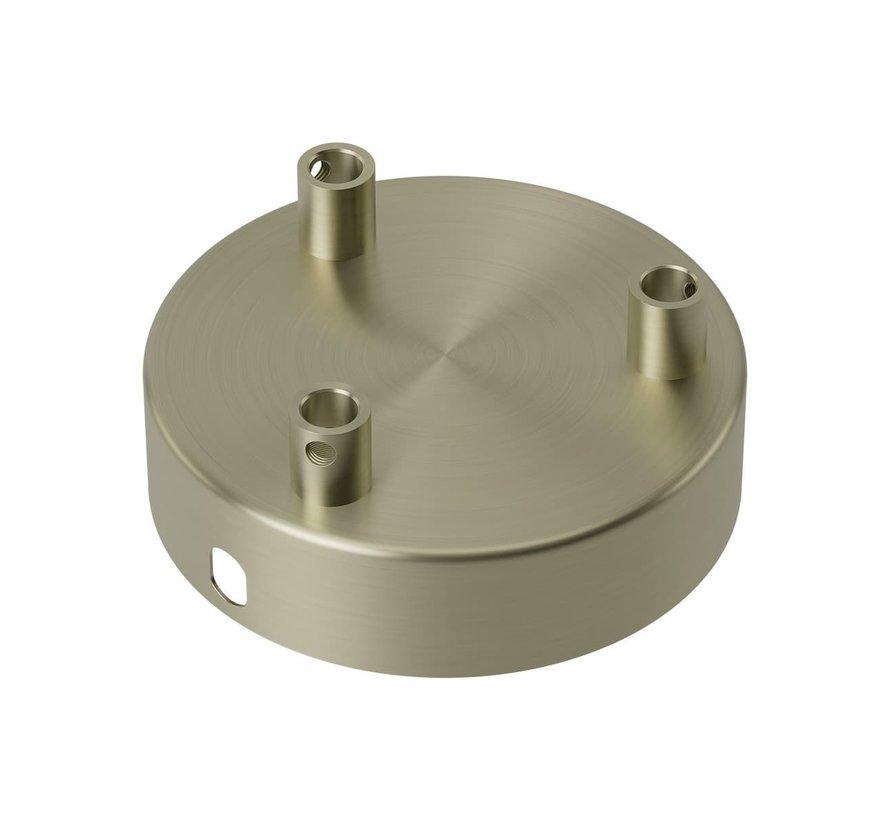 Calex Metal Ceiling Rose - 1 cord | Bronze (matt)