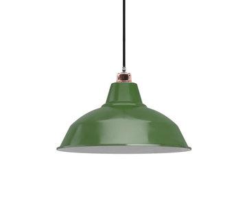Kynda Light Lampenschirm 'Eris' Metall | Grün