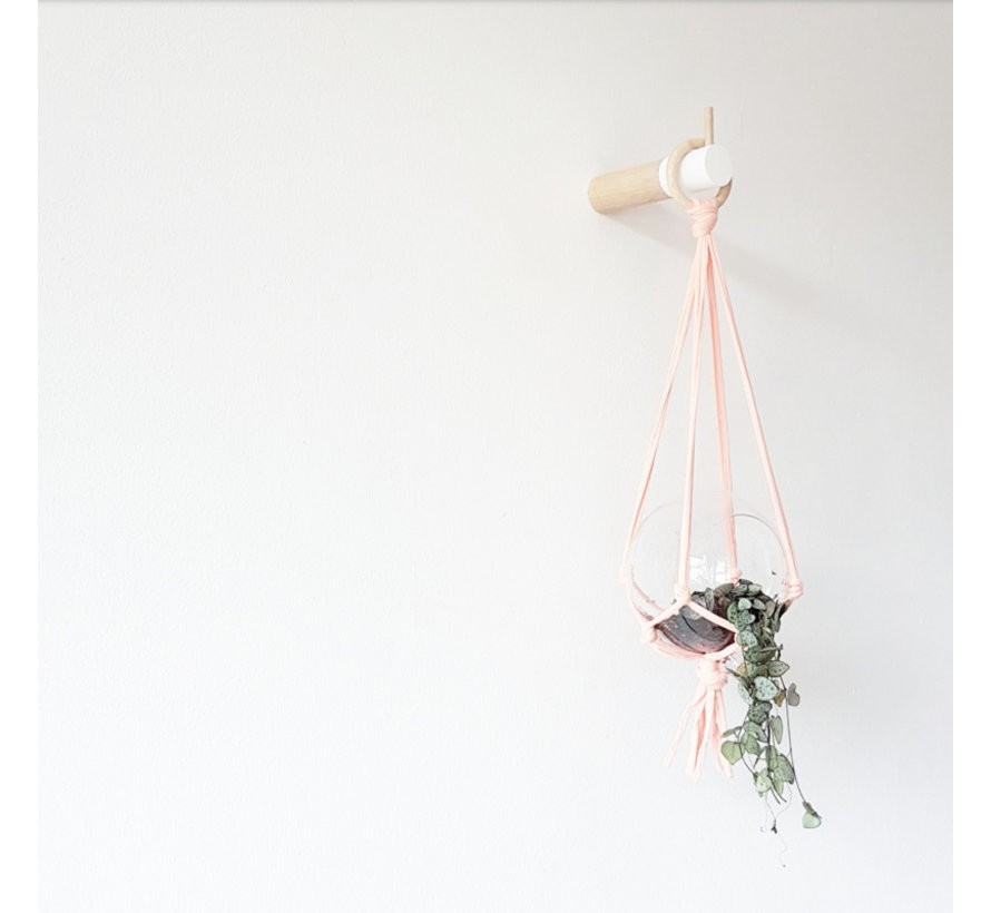 Dippie Stick XL Wall Hook | Wonderful White