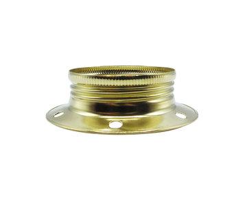 Kynda Light Metall Schraubring / Stellring E27 - ⌀60mm | Gold