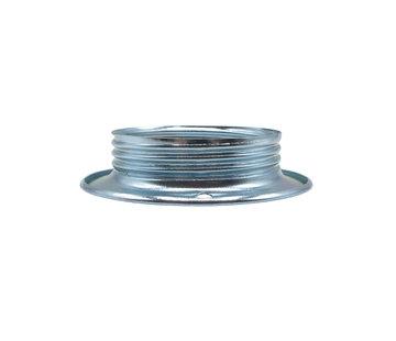 Kynda Light Metal ring for E27 lamp holder with external thread - ⌀56,5mm | Chrome